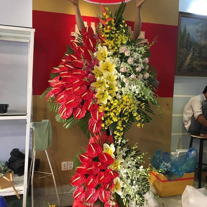 Hoa chia buồn - hoatuoitigon.net